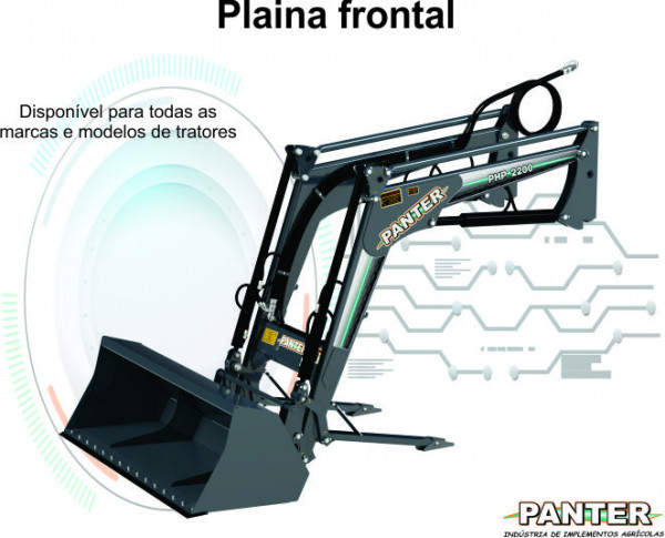 Plaina  frontal